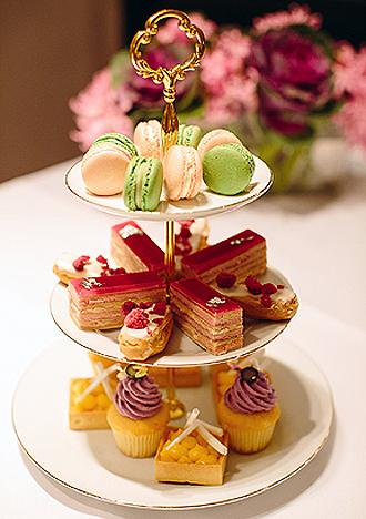 What A Girl Wants High Tea, Grand Hyatt Melbourne
