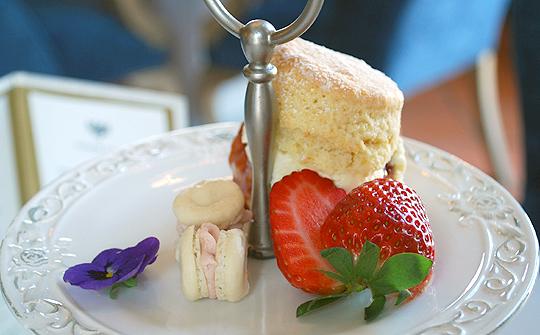 High Tea at Voyager Estate
