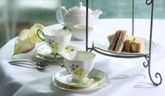 High Tea at The Sofitel Auckland