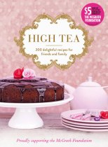 High Tea book by the McGrath Foundation
