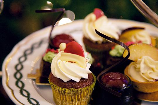 Afternoon Tea at the Milestone Hotel London, Photo by Zara Farrar