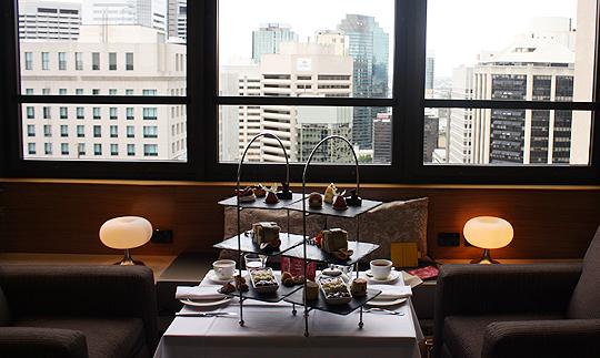 High Tea at the Sofitel Brisbane