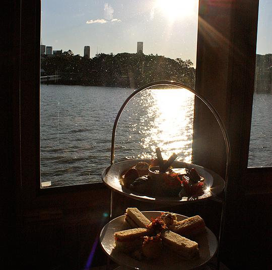 High Tea on the Kookaburra Brisbane
