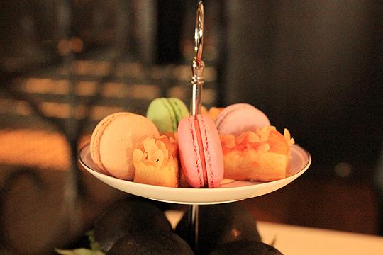 Macarons at Madame Hanoi