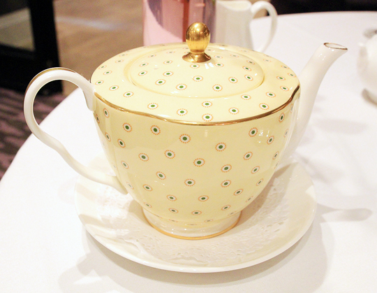 Wedgwood Tea Pot