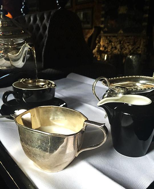 Afternoon Tea at Prestonfield House Edinburgh