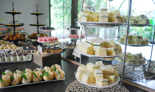 High Tea at Melbourne Zoo