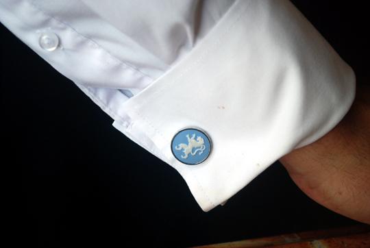 Wedgwood cufflinks