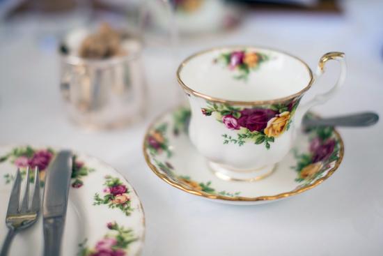 Afternoon Tea at The Tea Room QVB