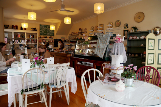 High Tea at Martha's Pantry