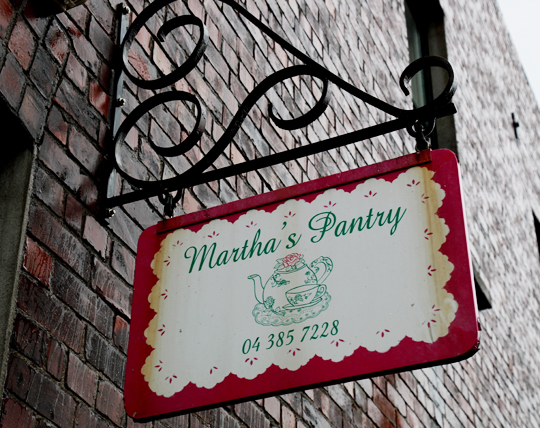 Martha's Pantry