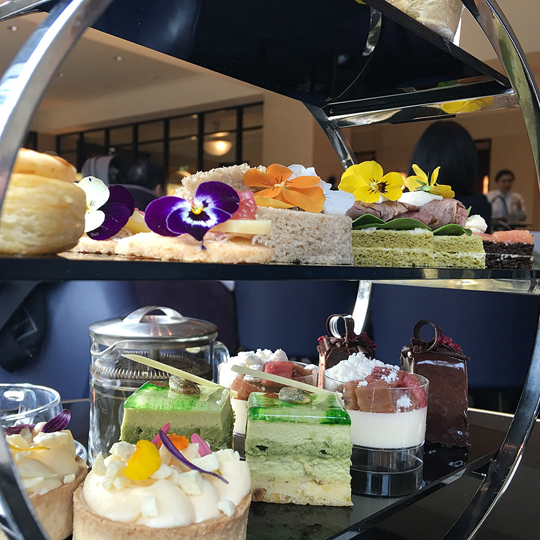 Winter High Tea at the Westin Melbourne