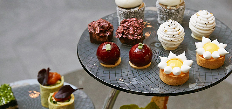 High Tea at The Gallery at Sheraton Grand Sydney Hyde Park