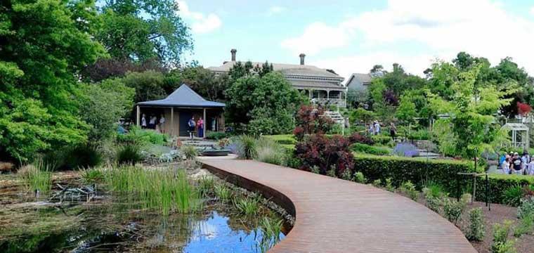 Narmbool Homestead & Gardens Sovereign Hill, Ballarat