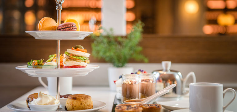 Afternoon Tea at the Sheraton Melbourne Hotel