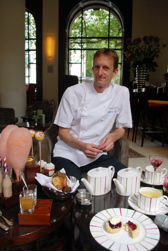 One Aldwych's Executive Chef Dominic Teague
