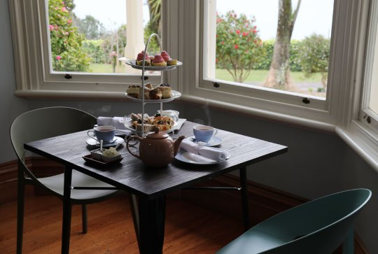 High Tea at Gear Homestead