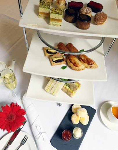 High Tea at the Stamford Plaza Melbourne