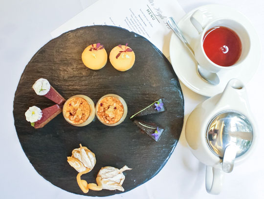 High Tea at the Radisson Blu Plaza Sydney