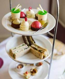 High Tea at Boronia House