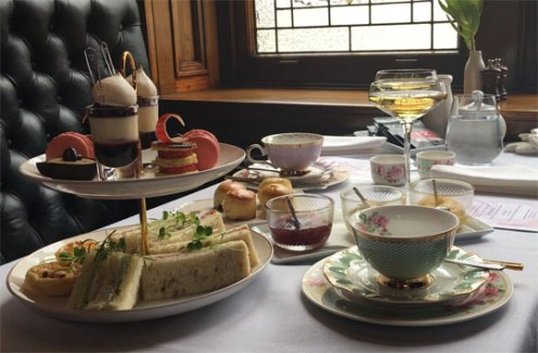 Afternoon Tea at the Strangers Corridor