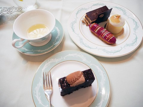 Afternoon Tea at The Savoy London