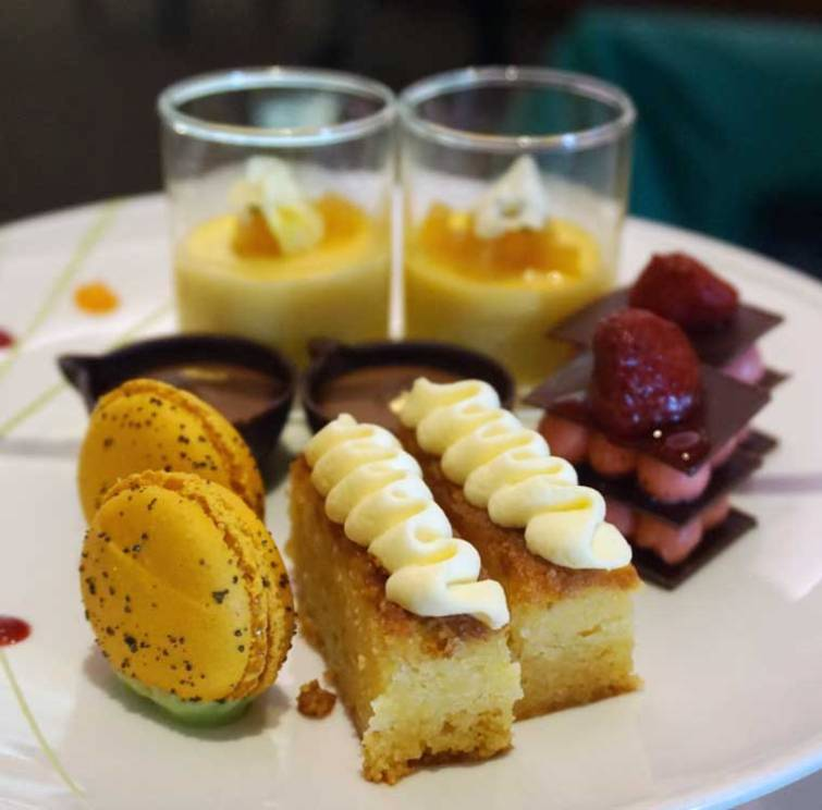 High Tea at the Stamford Plaza Auckland