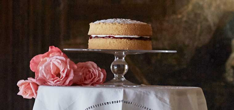 Victoria Sponge Recipe,Royal Collection Trust/ © Her Majesty Queen Elizabeth II 2017