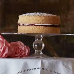Victoria Sponge Recipe,Royal Collection Trust/ © Her Majesty Queen Elizabeth II 2017
