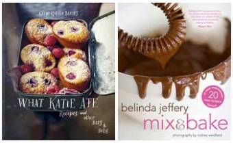 What Katie Ateby Katie Quinn Davies and Mix & Bakeby Belinda Jeffery