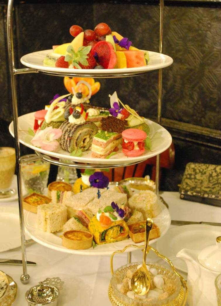 High Tea at the Hopetoun Tea Rooms Melbourne