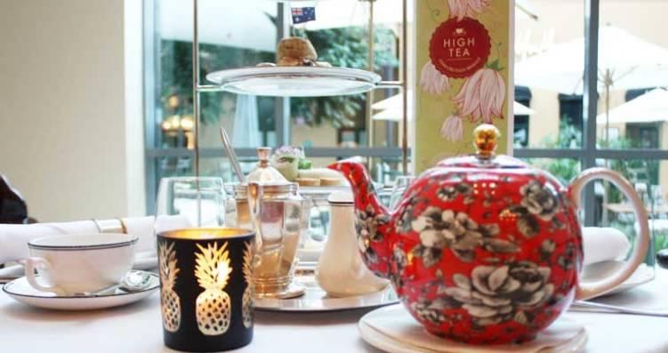 High Tea Stamford Plaza Brisbane