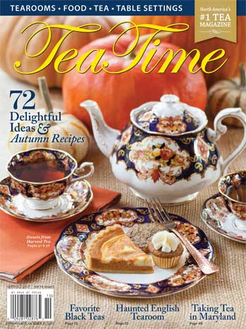 TeaTime Magazine