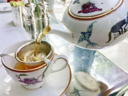 Wedgwood tea ware