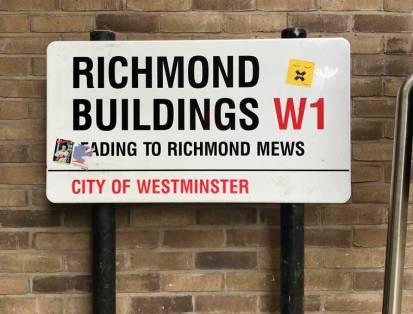 Richmond Buildings W1