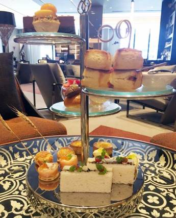 High Tea at the Sofitel Singapore