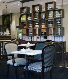 The Palace Tea Room Sydney