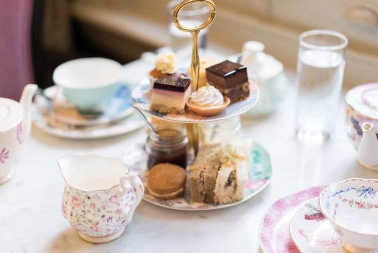 High Tea at The Palace Tea Room Sydney supplied photo