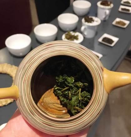 Tea Tasting at My Cup of Tea