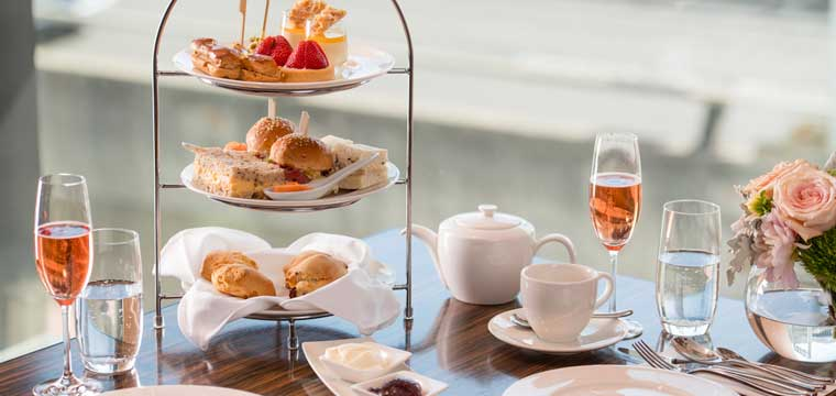 Sailmaker High Tea at Hyatt Regency Sydney