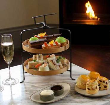 Treasury Lounge & Bar Winter Afternoon Tea - supplied photo