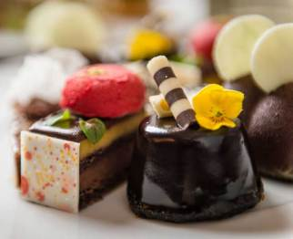 Chocolate Afternoon Tea at the Sheraton Melbourne