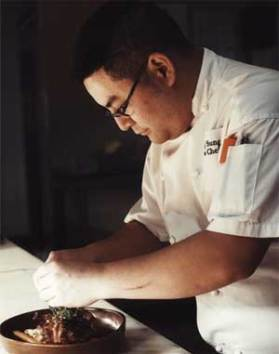 Chef Craig Sung