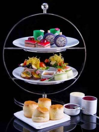 Mad Hatter's Afternoon Tea - supplied photo