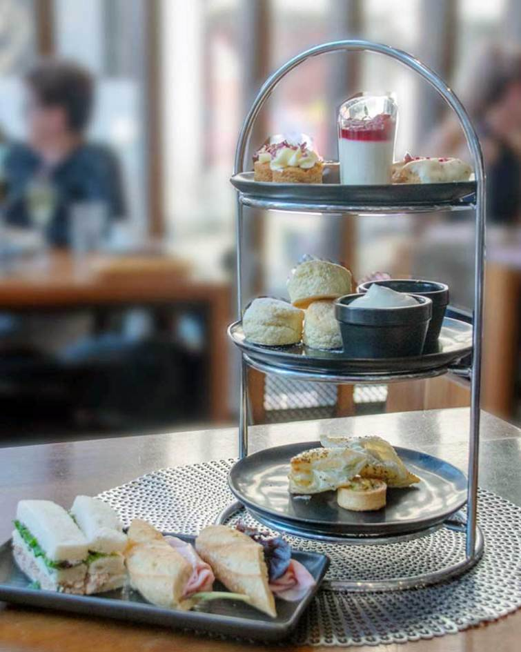 High Tea at Sentinel Bar & Grill Perth