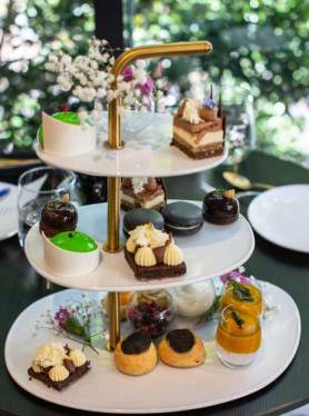 Winter High Tea at KOI Dessert Bar Sydney
