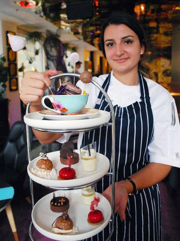 Pastry Chef Elisha Kesici