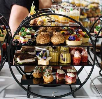 High Tea at The Hatter & The Hare