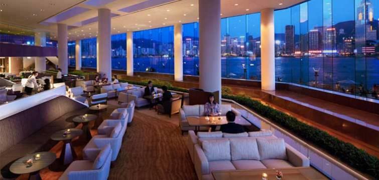 Lobby Lounge, InterContinental, Hong Kong