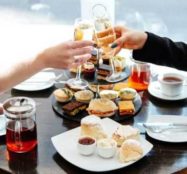 Festive Edition High Tea at the Marriott Melbourne